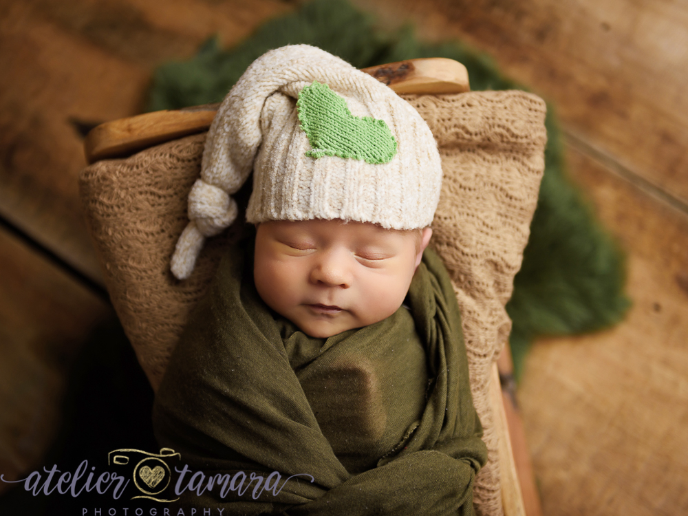 Neugeborenen Fotoshooting Stuttgart
