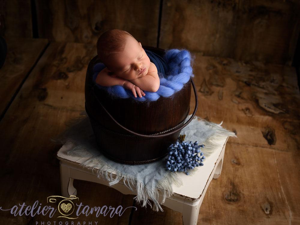 Neugeborenen Fotoshooting Stuttgart / Ludwigsburg / Esslingen